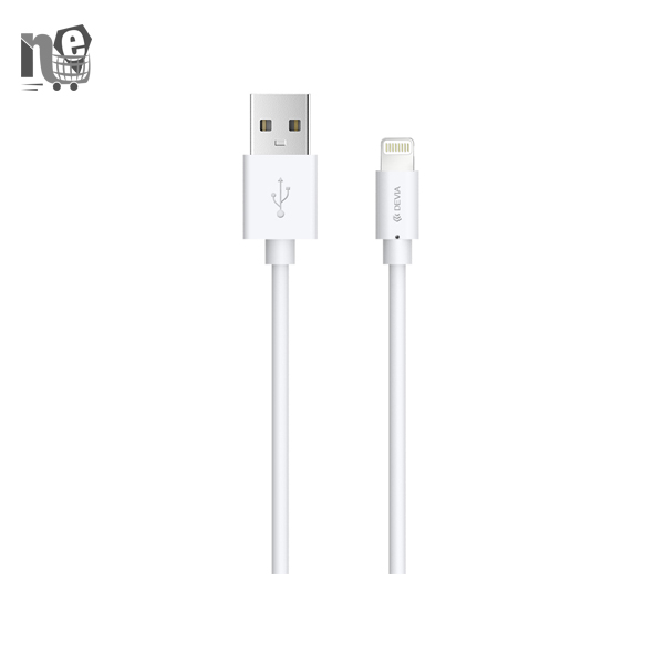کابل شارژ USB به لایتنینگ دیویا – DEVIA KINTONE USB to Lightning cable