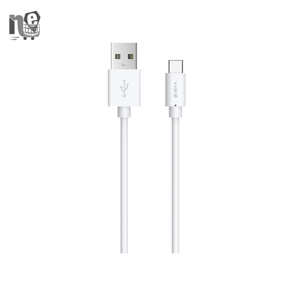 کابل شارژ USB به Type-C دیویا – DEVIA KINTONE USB to Type-C cable