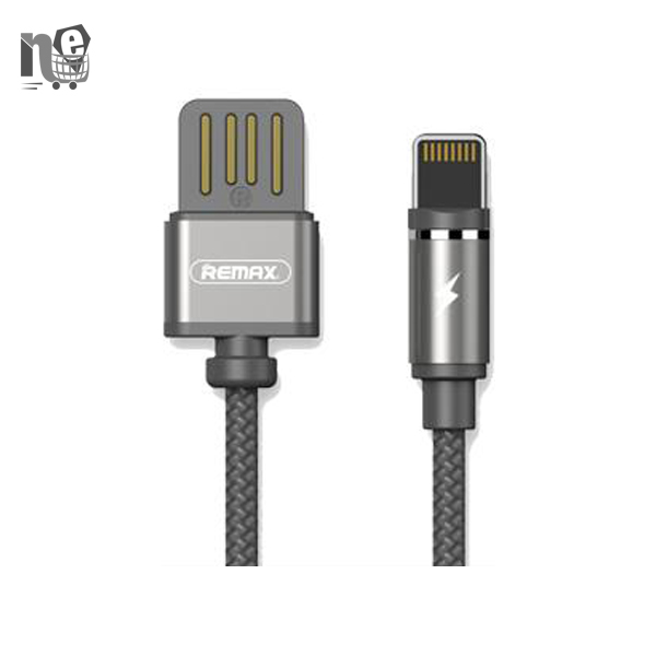 کابل مغناطیسی USB به لایتنینگ ریمکس – REMAX RC-095i USB to Lightning Gravity cable