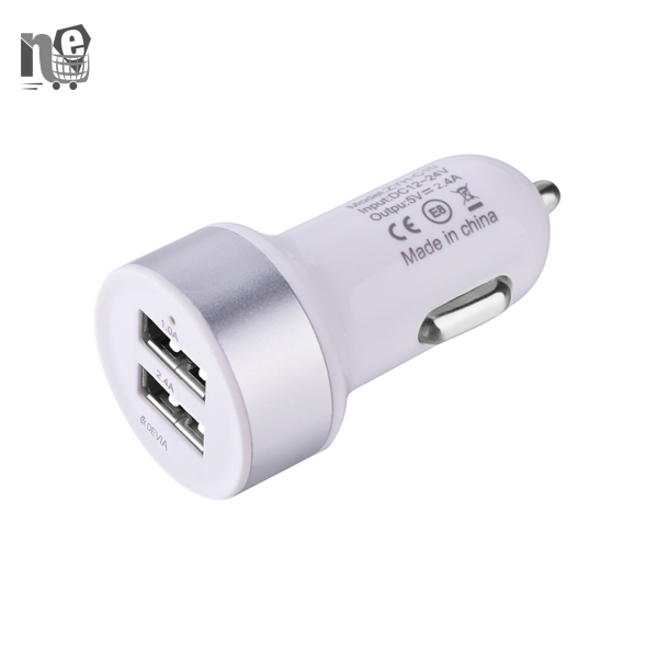 شارژر فندکی دیویا – DEVIA ZYH-C01 Smart Dual USB Car Charger