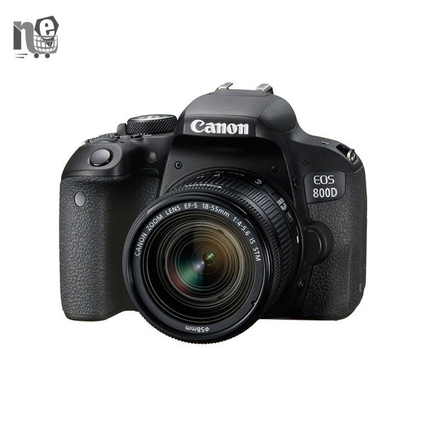 دوربین دیجيتال کانن – Canon EOS 800D Digital Camera With 18-55mm IS STM Lens